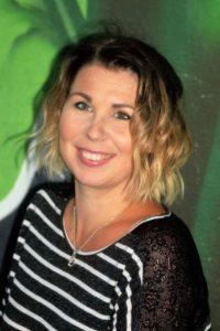 Cecilie Halvorsen jallabinainstruktør