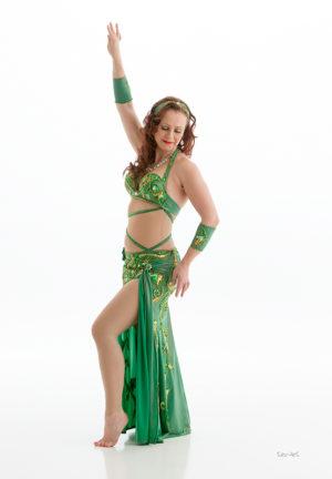 Magedans koreografi «Raks Zamani»