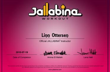 Ny Jallabina instruktør!