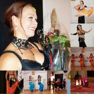 Collage med bilder fra 10 års jubileum