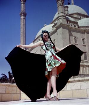 Melaya Leff koreografi