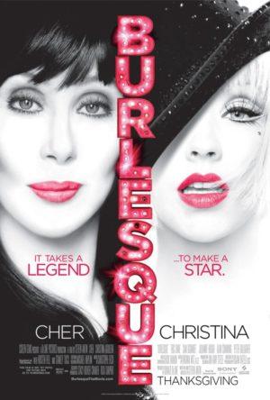 Burlesque filmkveld!