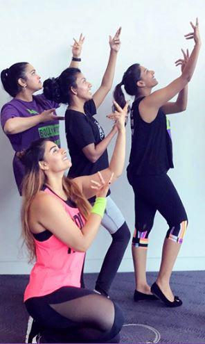 NYHET! Bolly Active Fitness – dagtid