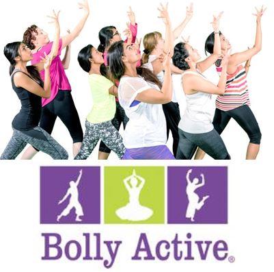 Treningsbilde med Bolly Active logo