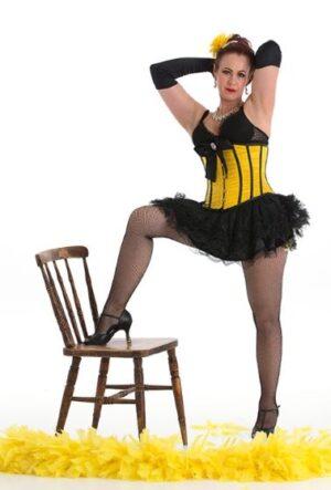 Burlesque koreografi