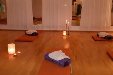 Romjuls yoga – for avspenning og velvære